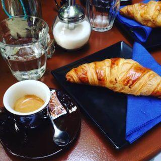 il caffè di Banca Cafe ad Atene