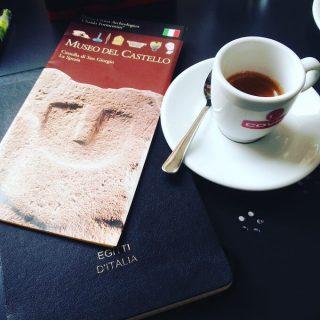 il caffè del bar La Galleria a La Spezia