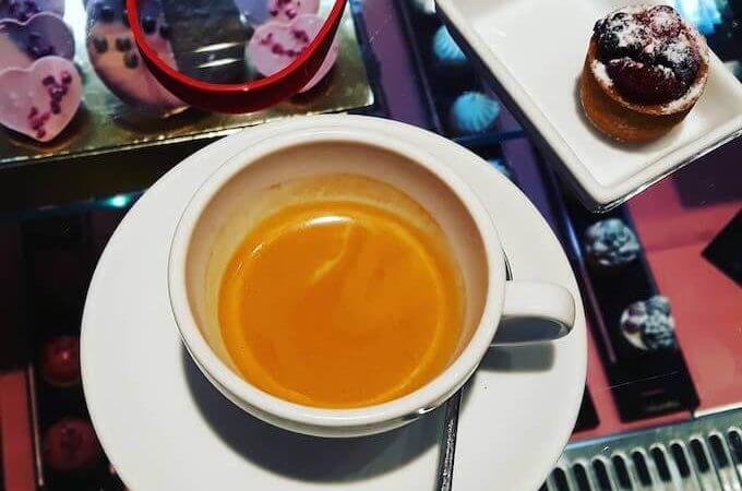 Il caffè di Baunilla a Milano