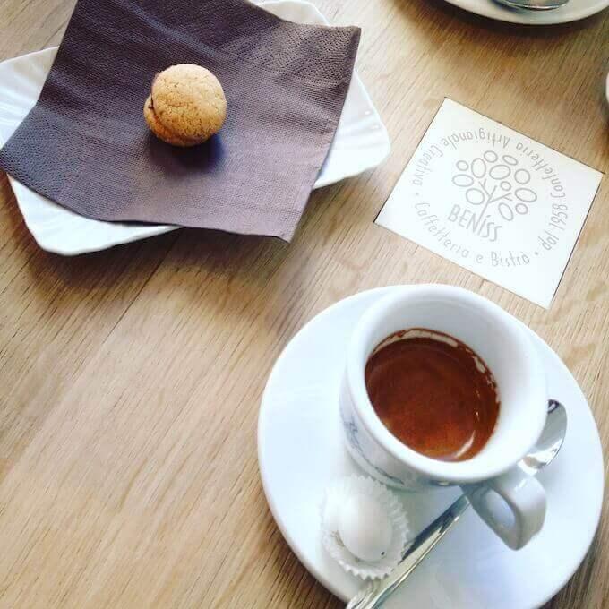 Il caffè di Benìss Caffè Bistrò ad Albiate (MB)