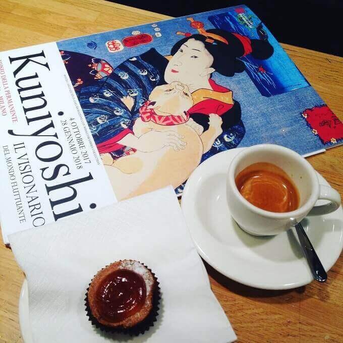 Recensione del caffè di Biancolatte a Milano - Tazzine d\'Italia