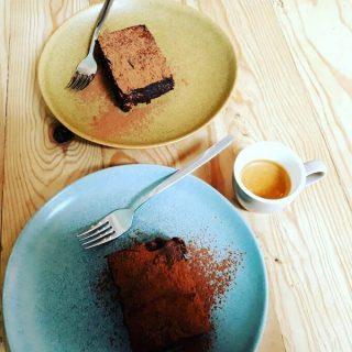 il caffè espresso del Café Boavida a Lisbona