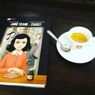 il caffè espresso del bar Caffè Pitti a Milano