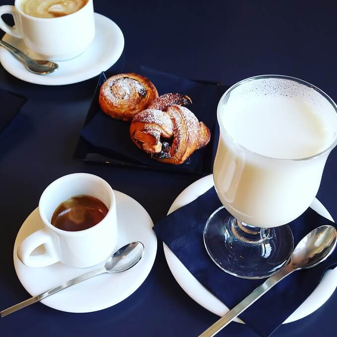 il caffè di Calicantus Duomo a Lodi