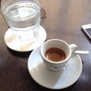 il caffè di Gelateria Caffetteria Delice a Milano