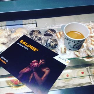 il caffè della pasticceria I Dolci di Nonna Vincenza a Milano