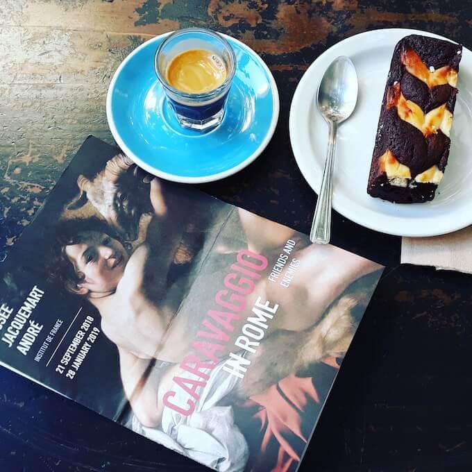 Il caffè espresso di Honor Café a Parigi