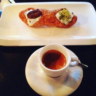Il caffè di Lentini's a Milano