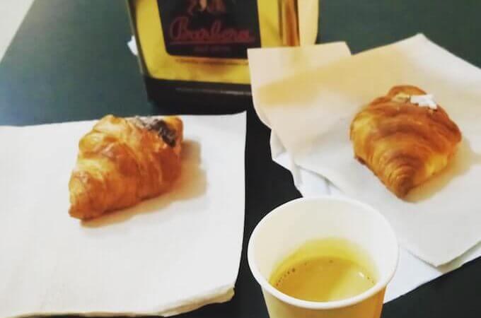 il caffè di Lùbar alla Stazione Centrale di Milano