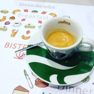il caffè del Mudec Bistrot a Milano