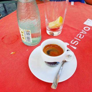Café Oasis a Calahorra, in Spagna