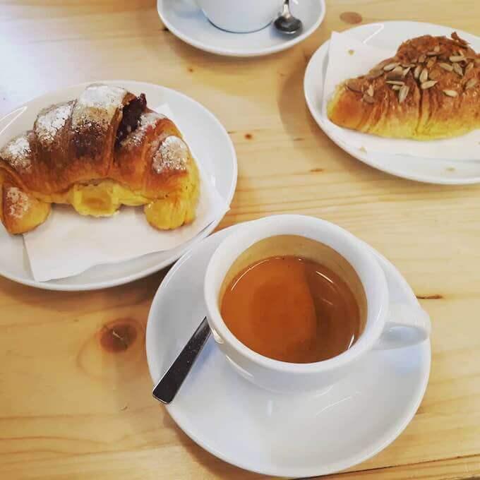 Il caffè di Orsonero Coffee a Milano