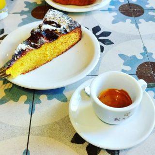 il caffè di Pan Bernardo a Roma