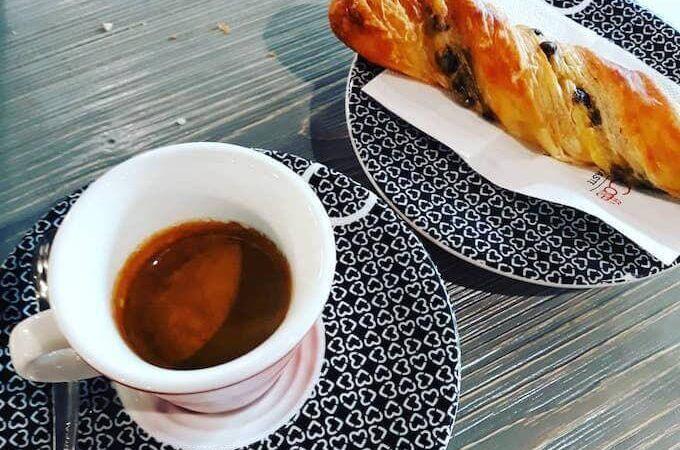 Il caffè del bar Prima Colazione in Stazione Centrale a Milano