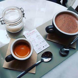 Il caffè di Primos de Origen a Santander