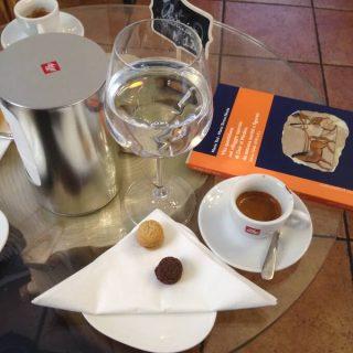 il caffè di Principe Cibi d'Eccellenza a Torino