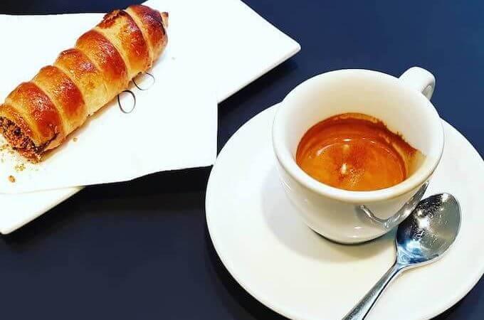 Il caffè di Serge Milano