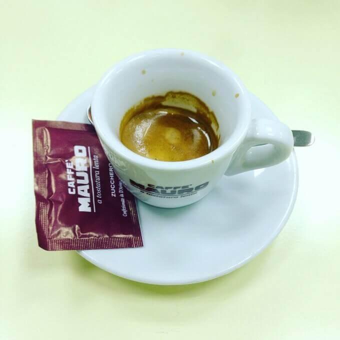 il caffè di Syder Food a Milano