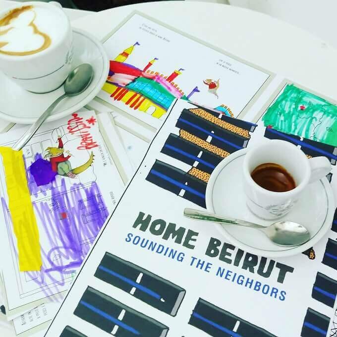 il caffè di Typo, la caffetteria del museo MAXXI di Roma