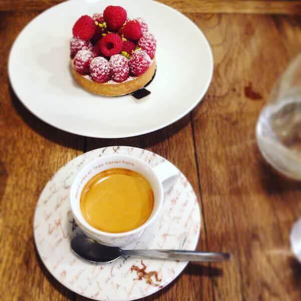 il caffè monorigine Panama Geisha di Verlet a Parigi