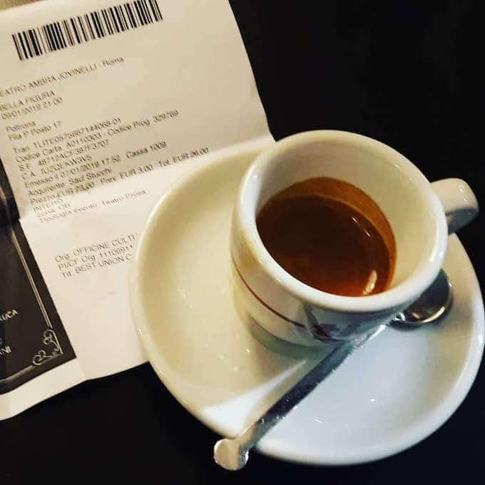La Buvette al Teatro Ambra Jovinelli di Roma