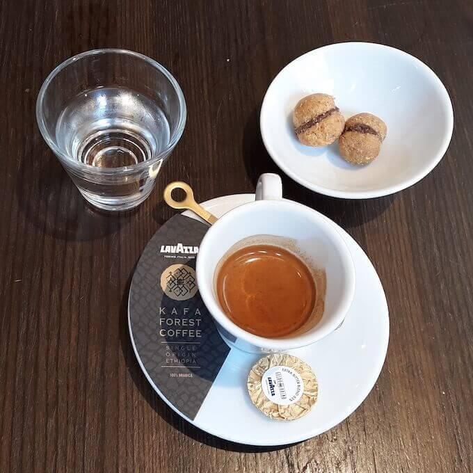 Il Kafa Forest Coffee di Lavazza