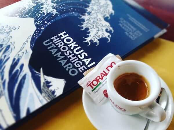il caffè del ristorante Braci e Risotti Massarè a Milano