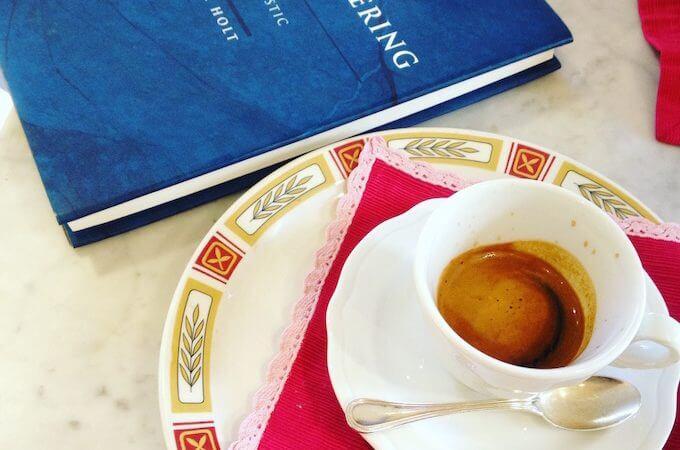 il caffè del bar Caffè Carlino a Milano