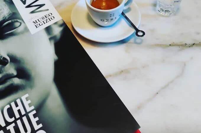 Il caffè della Caffetteria Reale a Torino