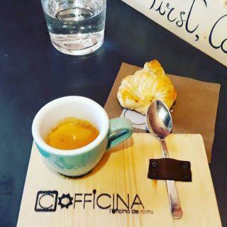 Il caffè espresso di Cofficina a Milano