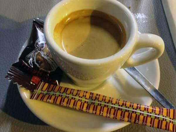L'ultimo caffè bevuto a Bastia