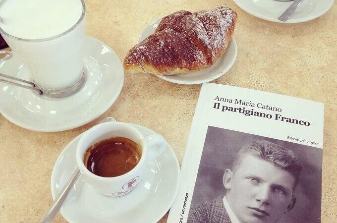 il caffè della pasticceria Le Delizie di Sicilia a Segrate