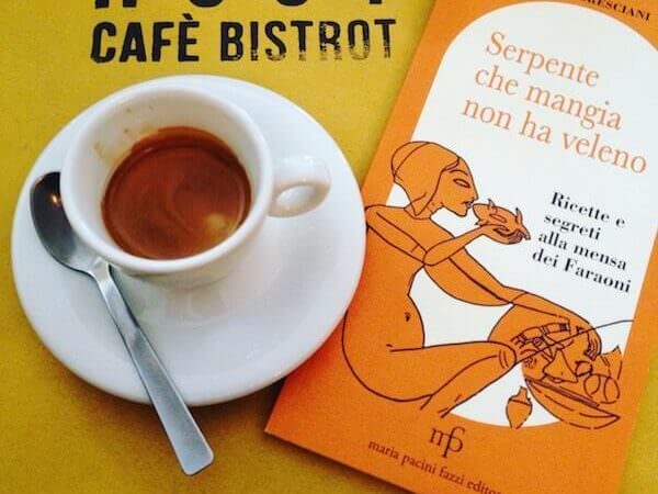 il caffè di Host Café Bistrot a Torino