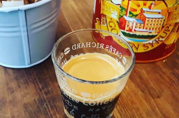 Il caffè di Kai Iwi Café a Grenoble