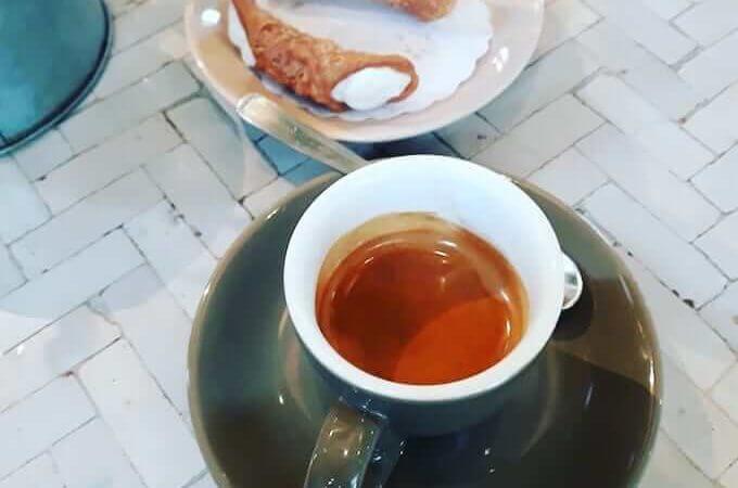 Il caffè del ristorante LùBar a Milano