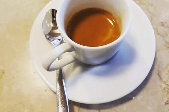 Il caffè del Museo di Santa Giulia a Brescia