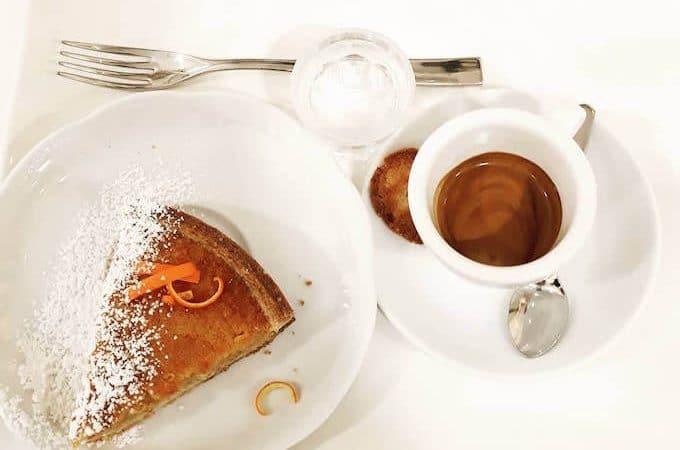il caffè della Pasticceria Sofia a Boltiere