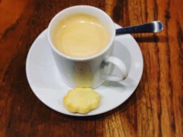 il caffè di Satayam a Parigi