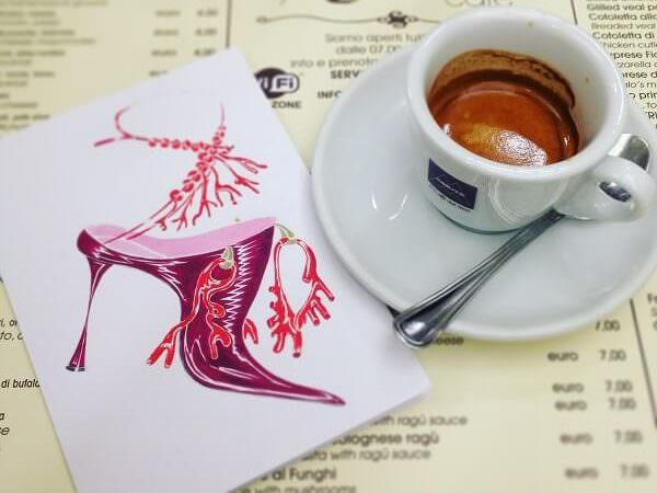 il caffè di Siesta Café a Milano