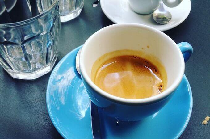 il caffè monorigine Colombia di TAF Coffee ad Atene